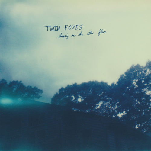 Twin Foxes ‎– Sleeping On The Attic Floor lp