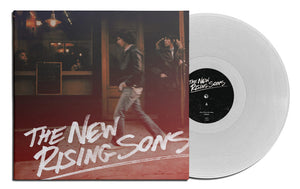 The New Rising Sons - Set It Right LP - clear vinyl - PREORDER