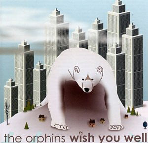 The Orphins - Wish You Well CD