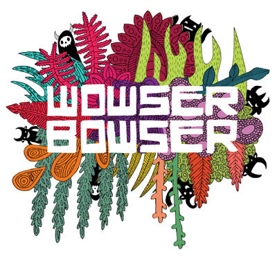 Wowser Bowser s/t CD