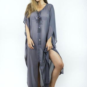 Gypsy Mesh Cover Up Dress