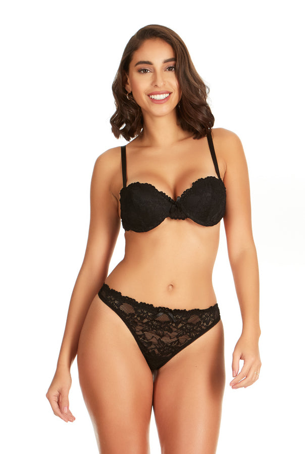 Simply Sweet Bra and Panty Set