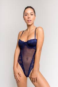 Lotus Lingerie Top