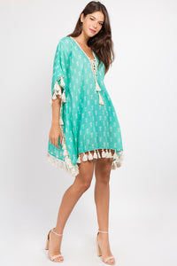 Pina Beach Cover Up
