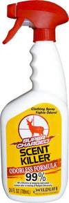 Wildlife Research Scent Killer (Super Charged) Spray Bottle 24.OZ
