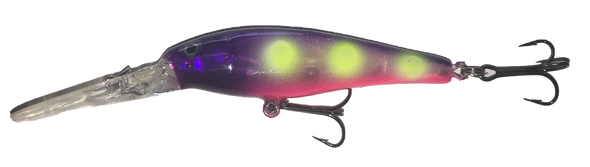 Custom Flicker Minnow #5