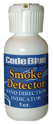 Code Blue Wind Indicator