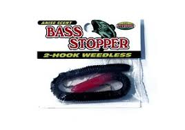 Bass Stopper 2 Hook Weedless