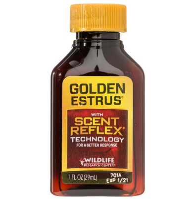 Wildlife Research Golden Estrus