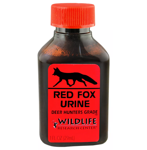 Wildlife Research Red Fox Urine