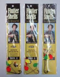 Flutter Snells Assorted Colors