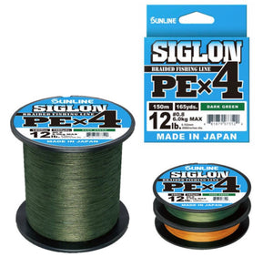 165 Yd Siglon PEx4 Dark Green