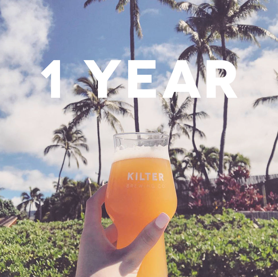 1 Year of Kilter in Review
