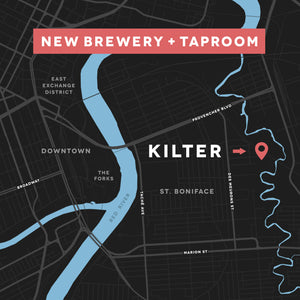 Kilter 2.0: Our Very Own Brewery & Taproom