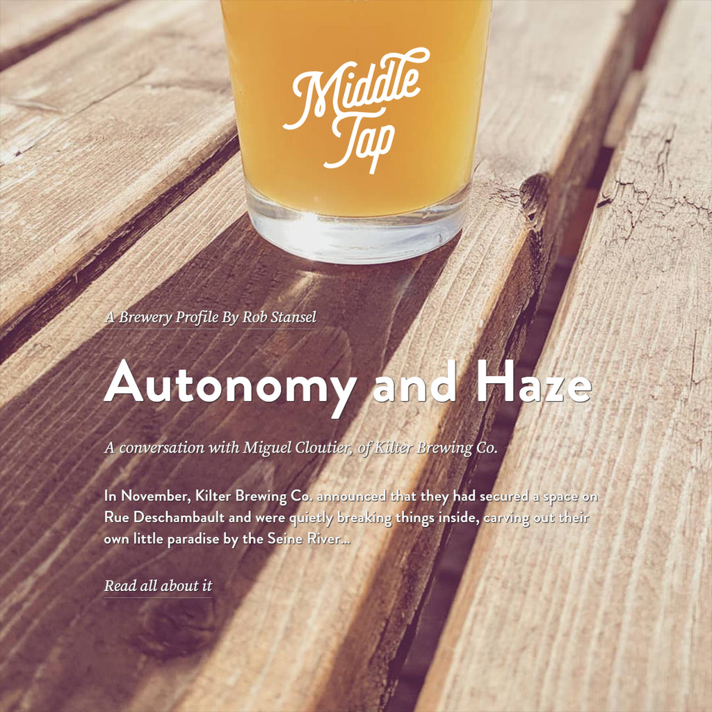 Autonomy and Haze: The Story of Kilter by Middle Tap