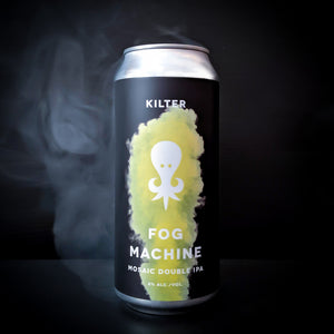 """Fog Machine"" 100% Mosaic Double IPA"
