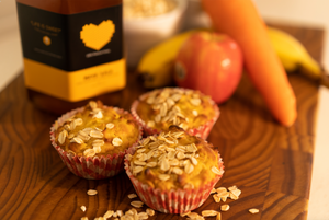 Honey Muffin Recipe