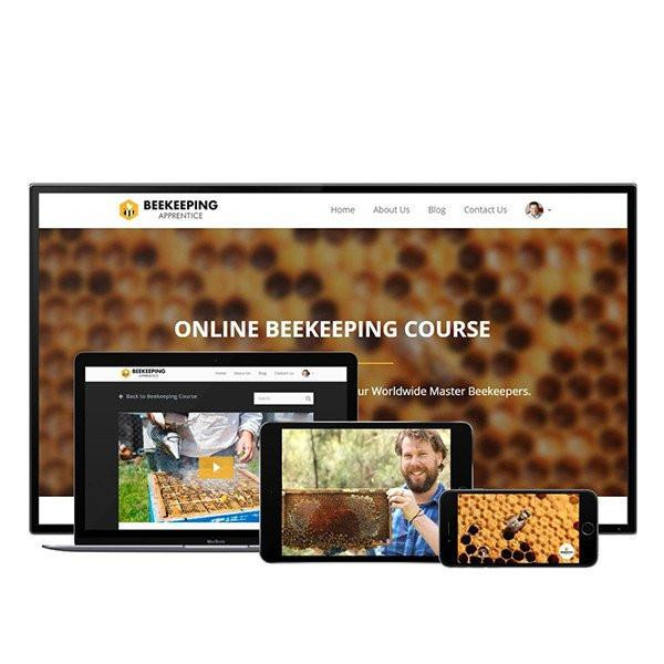 Beekeeping Online Course - Beekeeping Beginner Course