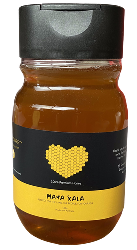 Maya Xala Honey - 500g Easy Squeeze