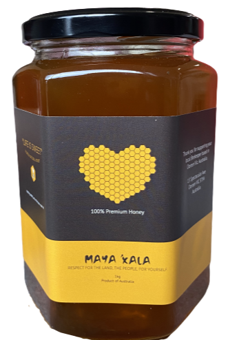 Maya Xala Honey - 1kg Jar