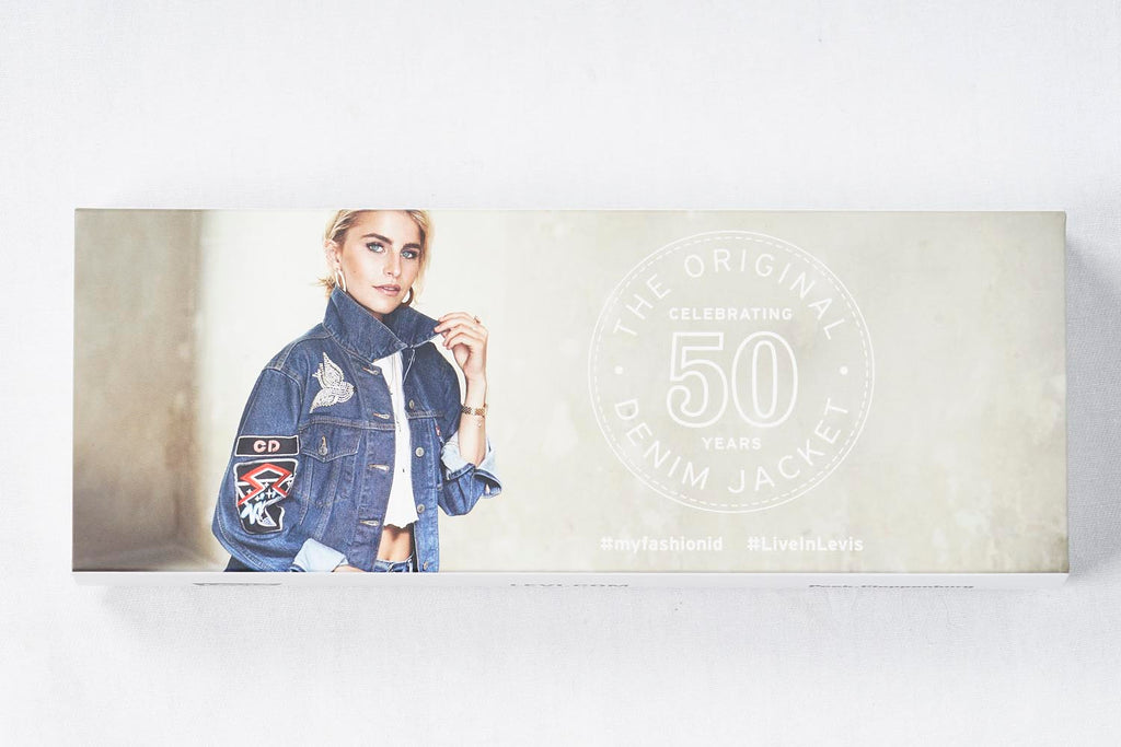 Levis Patches selected by Caro Daur NEU