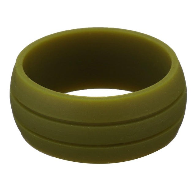 Flexible Silicone Wedding Band Replacement