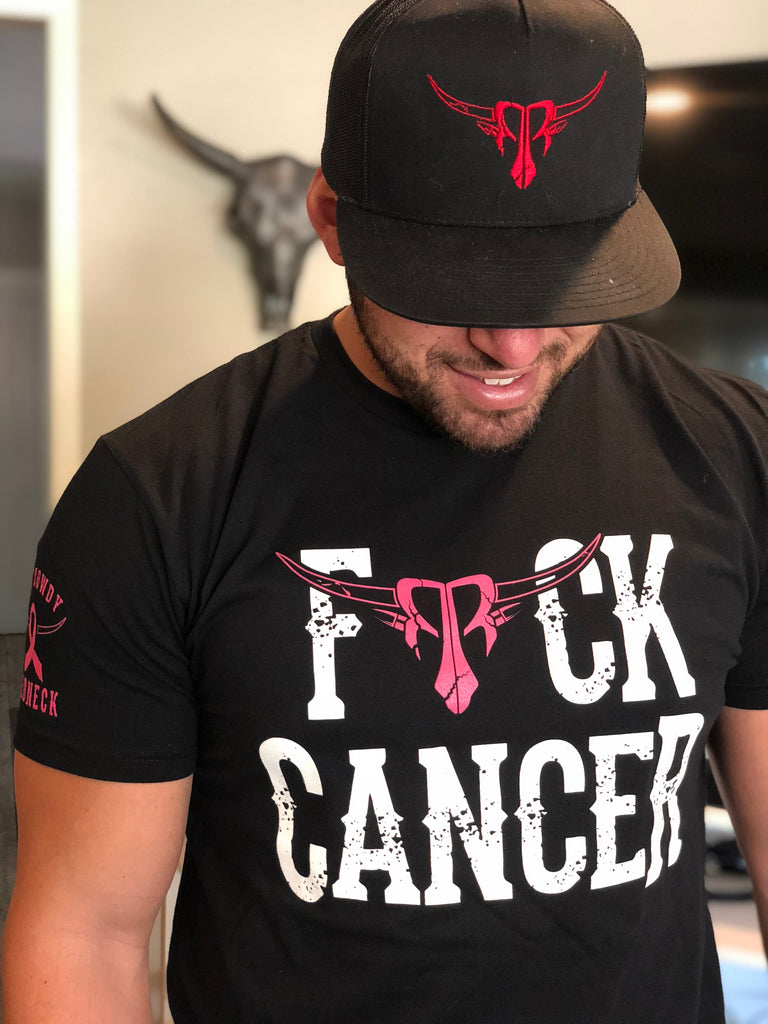 EVENT Men's F*CK Cancer Tee Shirt