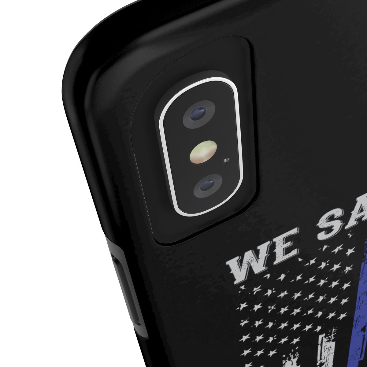 We Salute - Phone Case