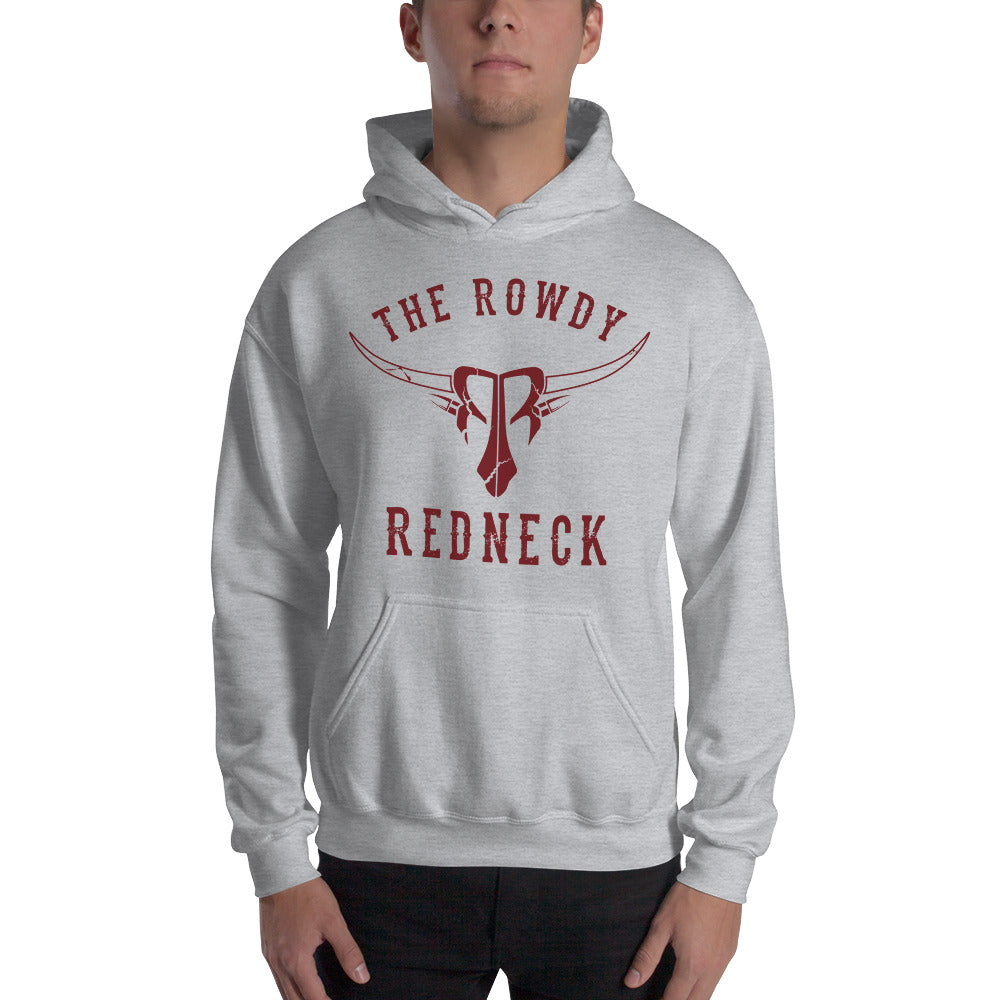 Rowdy Patch Pullover