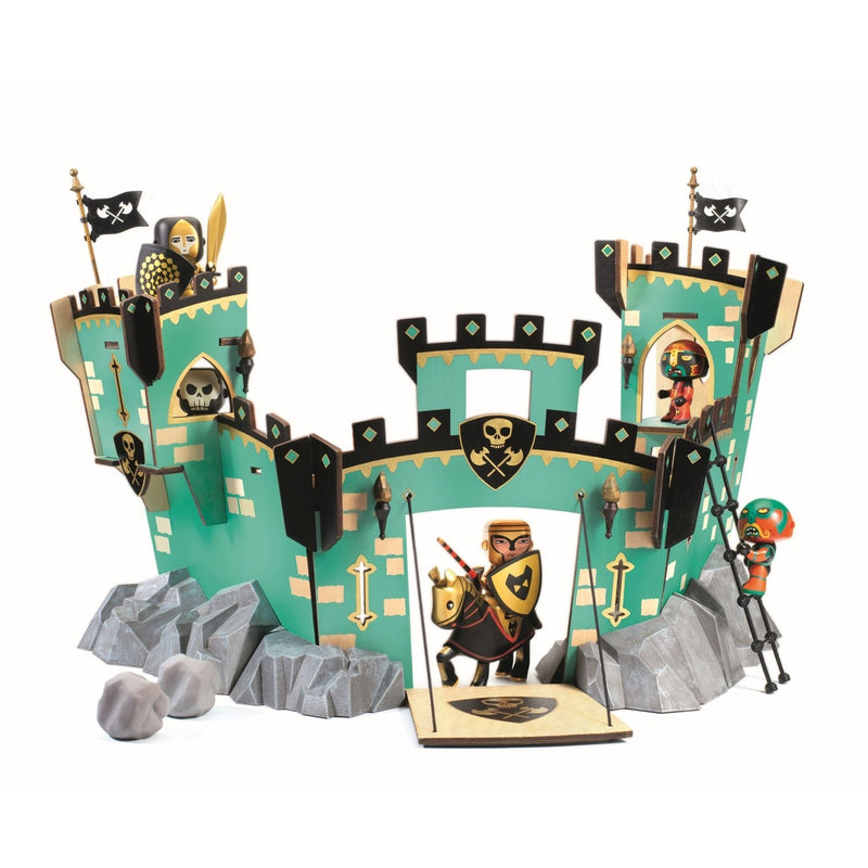 Ritter: Castle on ze Rock – Arty Toys von DJECO