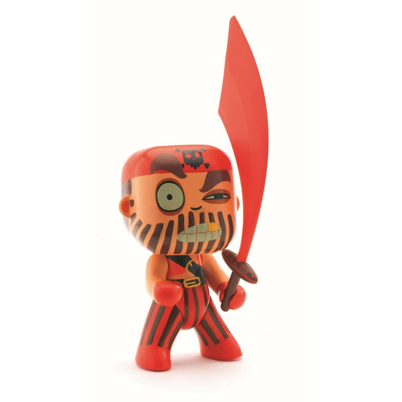 Captain Red – Arty Toys von DJECO