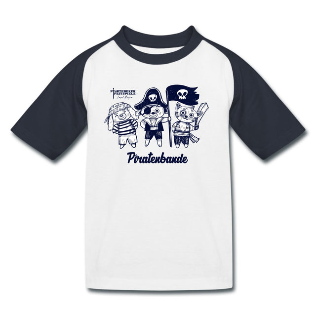 """Piratenbande"" Kids T-Shirt"