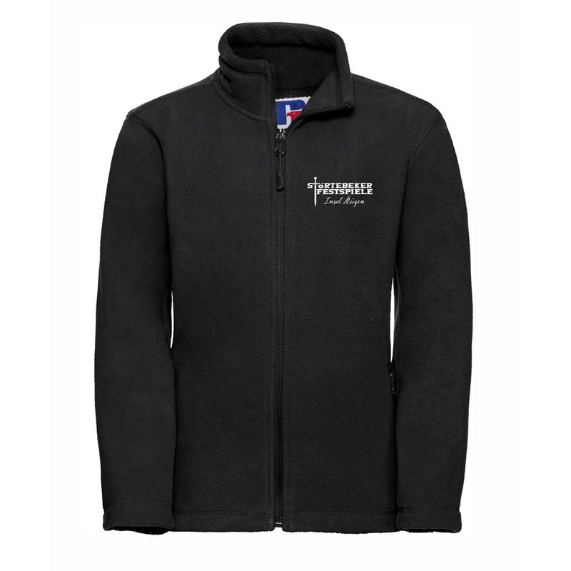 Piratenkind Fleecejacke