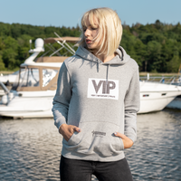 "VIP ""Very Important Pirate"" Hoodie Unisex"