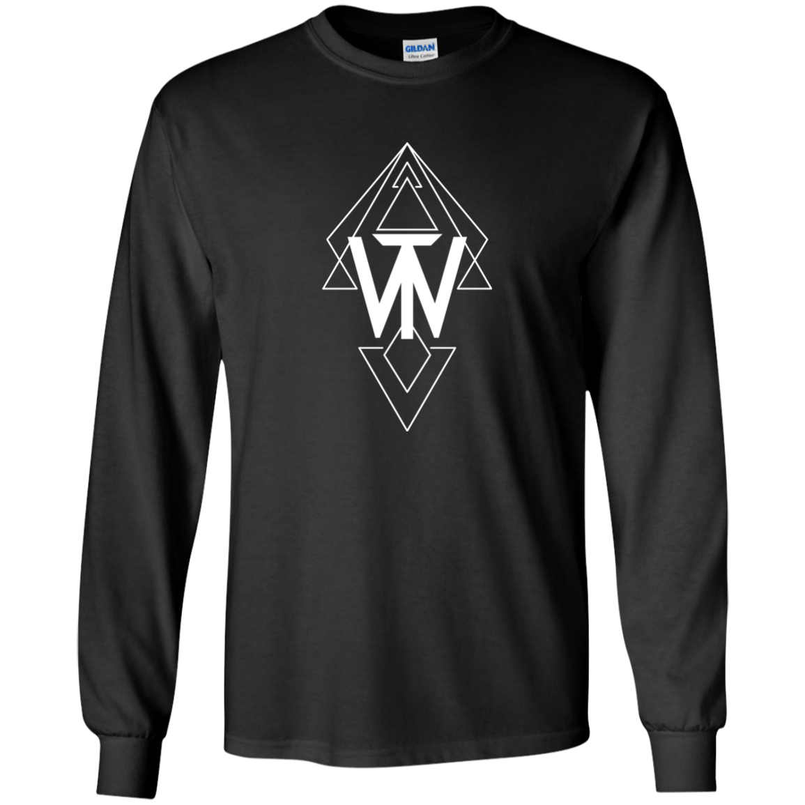 Trill Wear Big Logo Long Sleeve