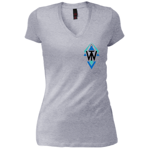 Trill Wear V-Neck T-Shirt