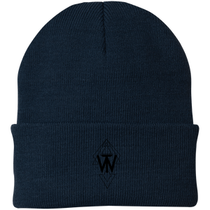 Trill Wear Embroidered Logo Beanie