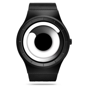 Modern Trend Sport Black Wrist Watches