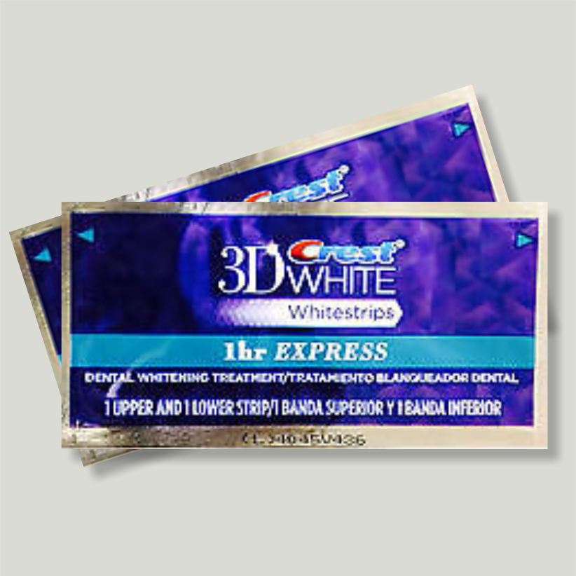 Crest 1 Hour Express 3d White (Medium)