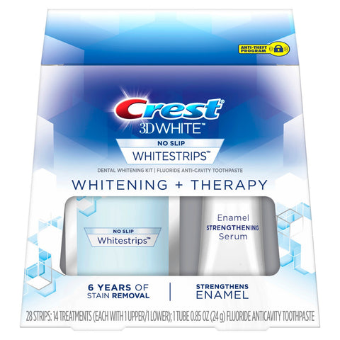 Crest Whitening Therapy 3D Whitestrips (Mid/Medium)