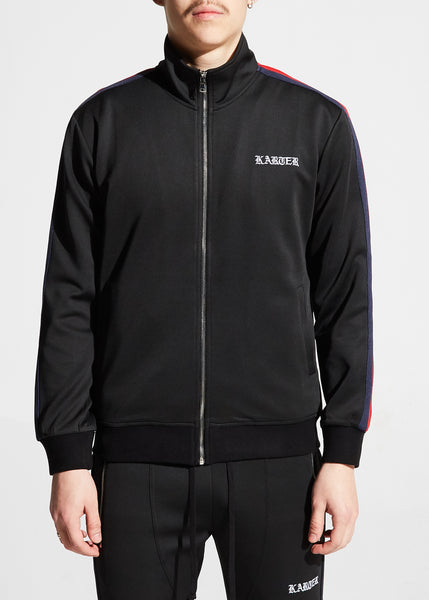 Rivers Track Jacket (Black)