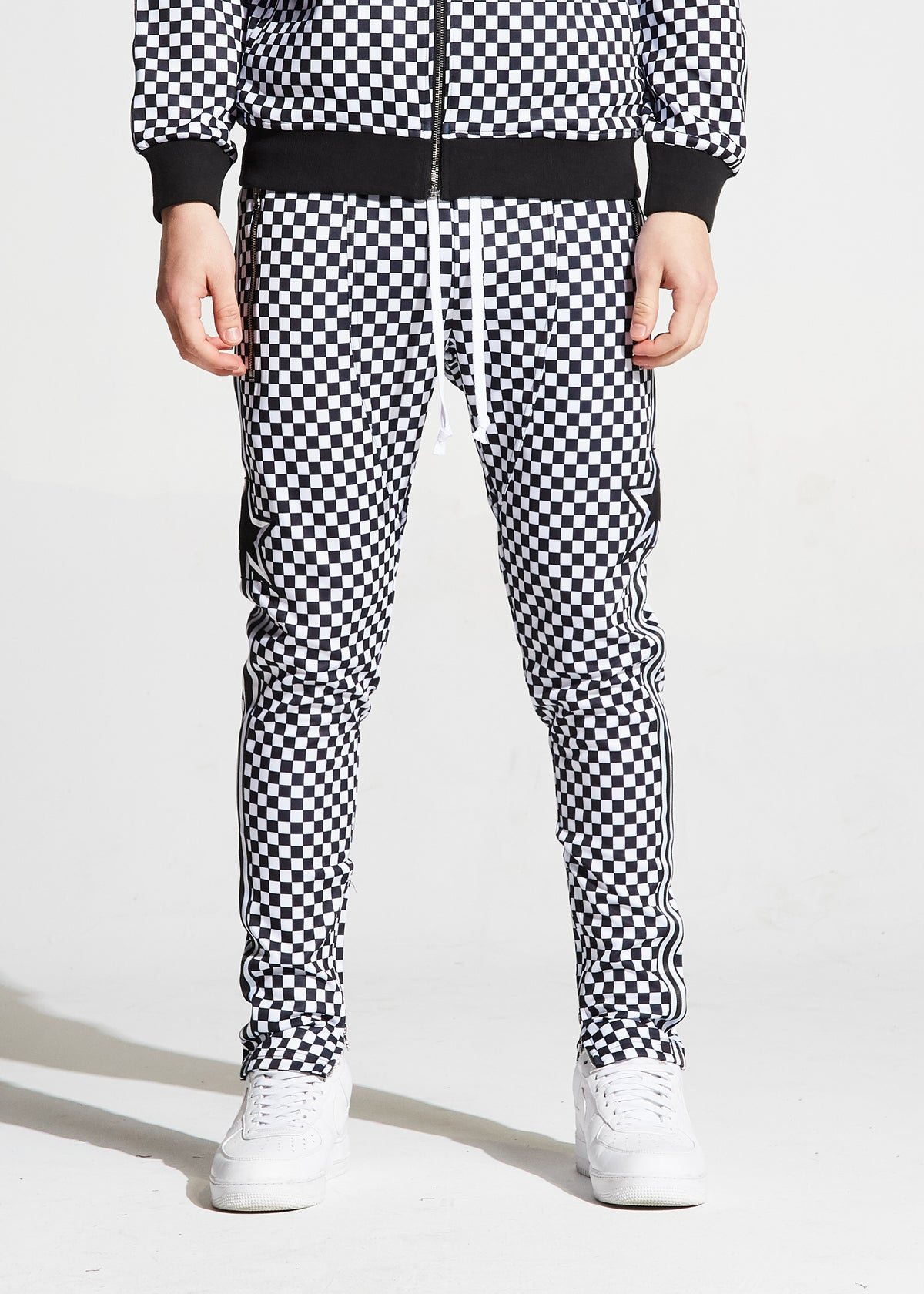 Nyquist Track Pants (Checkers)