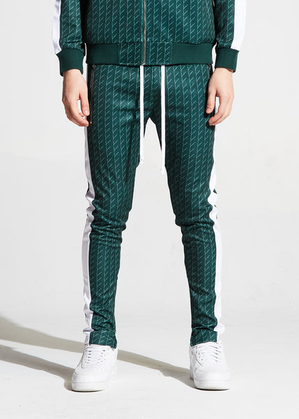 Mack Track Pants (Forest Green)