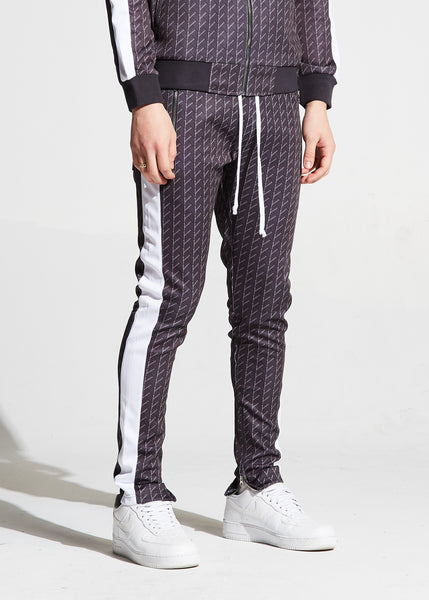 Mack Track Pants (Black)