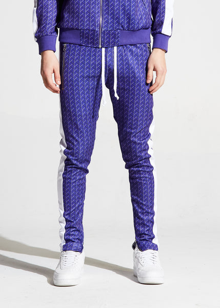 Mack Track Pants (Purple)