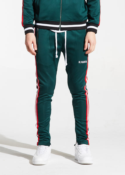 Galactus Track Pants (Forest Green)