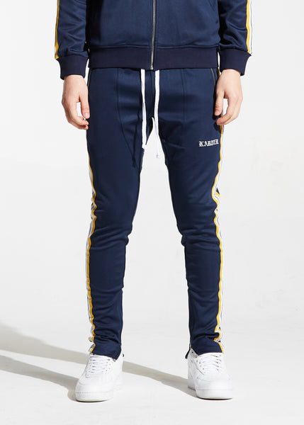Ramsey Track Pants (Navy)