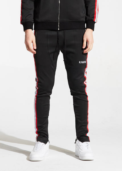 Ramsey Track Pants (Black)