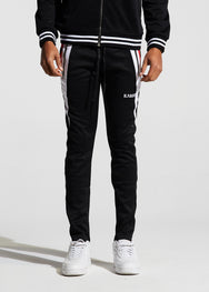 Roosevelt Track Pants (Black)
