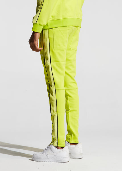 Galliano Track Pants (Lime)